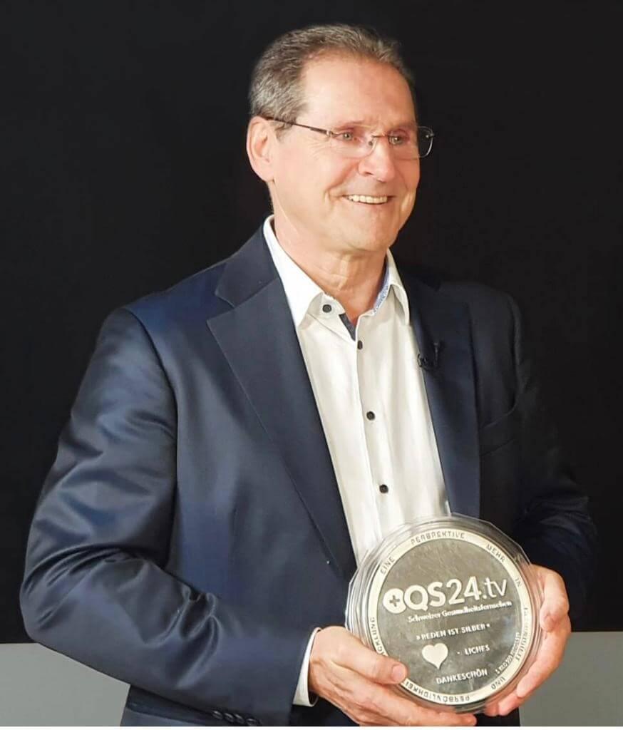 Bernhard Klein QS24 Award Kleinsche Felder